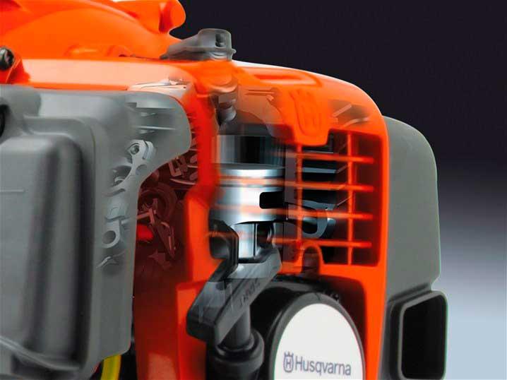 Технология двигателя X-Torq®
