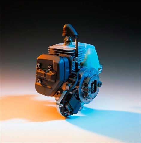 Двигатель E-Tech
