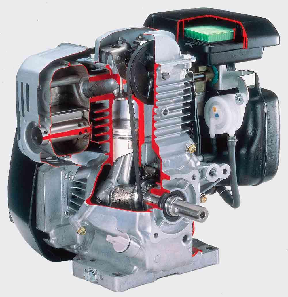 Уникальный двигатель Honda