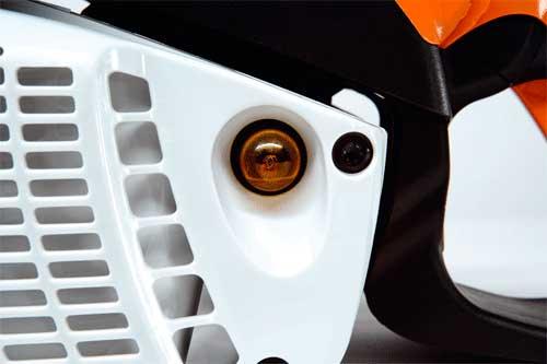 Праймер подкачки топлива бензопилы stihl ms250