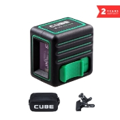 Лазерный нивелир ADA Cube Mini Home Edition Green